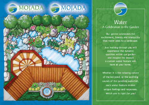 Mojada Aquascapes - Tradeshow Postcard